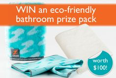 Win a Zabada non-toxic cleaning pad that doesn't need harsh chemicals to remove dirt and bacteria.