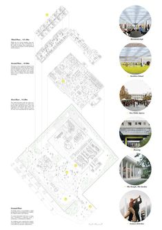 Competition Asks Young Architects to Transform Abandoned Factory into Cultural Center,Third Prize: Fosbury (Giacomo Ardesio, Antonio Buonsante, Nicola Campri, Claudia Mainardi, Marco Taccagni. Image Courtesy of Young Architects Competitions