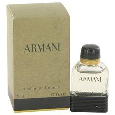 ARMANI by Giorgio Armani Mini EDT .17 oz