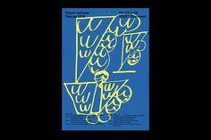 Studio Michael Satter's sophisticatedly simple graphic design portfolio.
