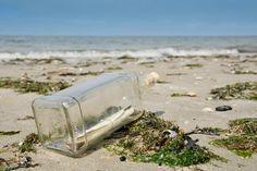 Une bouteille à la mer arrive à destination... 100 ans plus tard !