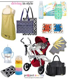 Project Nursery - Top Picks for Driving in Style