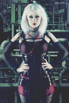 Cyberpunk, Cyber Goth, Future Punk, Industrial, Futuristic Goth