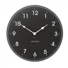 Ashortwalk Recycled Round Wall Clock from £42.99 with FREE delivery!