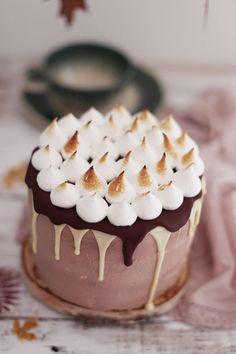 S´mores Marmortorte mit Mokka-Schokoladencreme • Senseo (via Bloglovin.com )