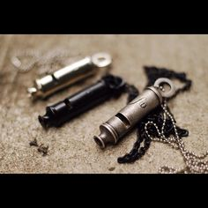 Falling Whistles... I want one! Every one helps kids stuck fighting on the front-lines of guerrilla wars.
