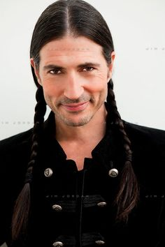 Billy Wirth (photo by Jim Jordan).  Wirth, who started his career as a model, has his heritage linked to the Huron Native Americans. It is said his mother may be of Huron ancestry. Among his movies he's starred in are notably War Party as Sonny Crow Killer and he appeared as Dwayne in Lost Boys with Keefer Sutherland.
