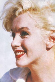 Marilyn in Some Like It Hot -  avec de jolies rides