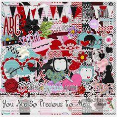 You Are SO Precious To Me kit by Neia Arantes