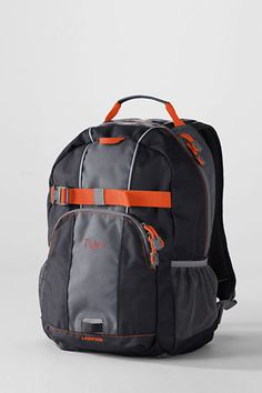 Boys  Solid ClassMate® Small Backpack from Lands  End de69ee8fc9b35