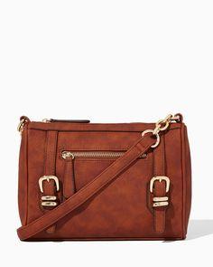 charming charlie   Makayla Crossbody Bag   UPC: 450900457143 #charmingcharlie