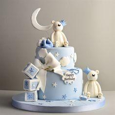 Beyaz Fırın - kutlama pastalari - doğum günü pastalari - çocuk - 3 ayicik kral