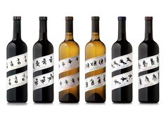 Director's Cut Cinema Wine on Packaging of the World - Creative Package Design Gallery