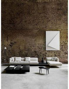 Elisa Ossino Studio — Living Divani — Next 2016 + 2017 Sofa Design, Interior Design, Design Table, Curved Sectional, Sectional Sofa, Sofa Bed, Daybed, Living Divani, Van Living