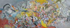 "Saatchi Art Artist Larisa Ilieva; Painting, ""Constellation"" #art"