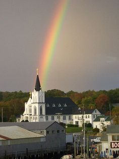 Our Lady Queen of Peace Church - Boothbay Harbor, ME
