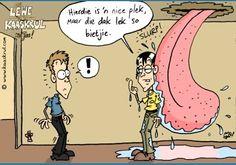die lewe is 'n kaaskrul Afrikaans, Family Guy, Education, Comics, Funny, Quotes, Fictional Characters, Humor, Quotations
