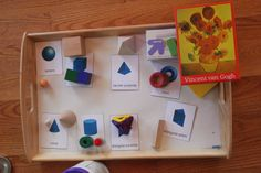 Geometric Solids - Real Life Connections! Includes FREE downloadable 3-part Montessori cards! | momgineer