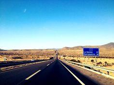 500 km di strada per giungere a La Serena