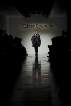 Oliver Spencer Menswear Fall Winter 2017 London