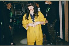 Color Photography, Ulzzang Girl, Japanese Girl, Hair Inspo, Raincoat, Singer, Style Inspiration, Pretty, Artist