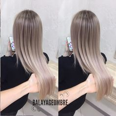 """6,713 Likes, 29 Comments - Balayageombre (@balayageombre) on Instagram: """" #balayage #balayageombre #balayagehighlights #babylights #hairpainting #balayagehair…"""""""