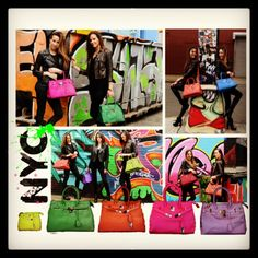 #chicunderground #eco #sustainable #handbag #colorful #hermes #style #bag #fashion #beauty #graffiti #models #bright #NewYork #affordable #recycled #plastic #bottles