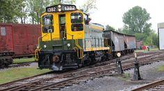 Photo Freight / 13 septembre 2015 / September 13, 2015 / Locomotives Diesels-électriques / Diesel-electric Locomotives / exporail.org #exporail #locomotives #trains #cab #sortie #famille #familyactivities #musée #museum #railfans #railway #railroad #CN