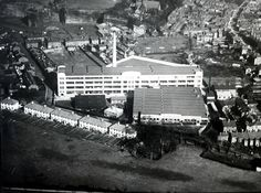 Howard Ford Factory 1934 (Bear Brand), Woolton, Liverpool