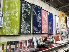 沖縄 和風 掛け布