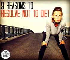 Reasons NOT to make a diet resolution in the new year? Yeah, we've got more than a few. What are yours? #FBGAntiDiet