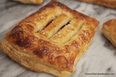 A True Culinary Adventure: Guava and Cheese Pastry – The Cuban Reuben Cheese Pastry, Puff Pastry Dough, Frozen Puff Pastry, Mini Pastries, Breakfast Pastries, Breakfast Fruit, Guava Recipes, Cuban Recipes, Cronut