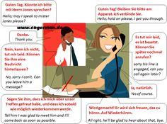 German Conversations and Dialogues Part 6 | L E A R N G E R M A N