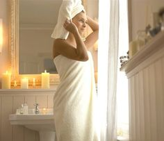 Short Video Tip: How to create good feng shui in your bathroom fengshui.about.co... Find more feng shui bathroom tips: FengShui.About.com