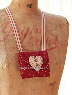 Shop online for Redwork Sewing Purse Sewing Pattern - DOWNLOAD ONLY at sewandso.co.uk. Browse our great range of cross stitch and needlecraft products, in stock, with great prices and fast delivery.