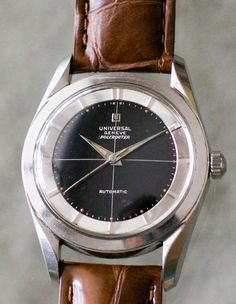 Universal Geneve Polerouter - mentawatches.com