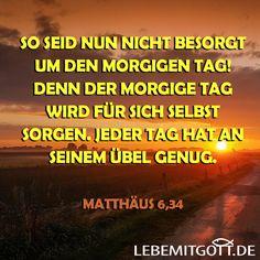 Lebe mit Gott! Tägliche Andachten zur Ermutigung im Glauben. Faith, Christian, God, Posts, Bible Verses Quotes, Bible Verses, Proverbs Quotes, Deutsch, Daily Devotional