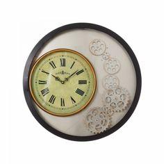 Reloj pared negro Factory #LolaDerek #reloj #relojdepared #deco #estilo #home #watch #time #shoponline #tiendaonline #different #modern #antique http://goo.gl/7XK8bt