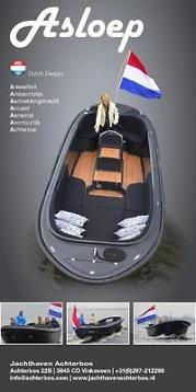Nieuwe Asloep 650 & 770 de luxe