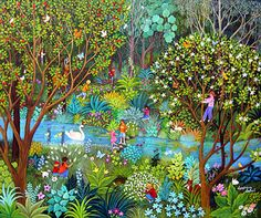 Argentina ~ Veronica Labat ~ Playing in Paradise