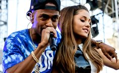 Ariana Grande and her new boyfriend, rapper Big Sean, are extremely spiritual. That's the message Hollywood Life has received exclusively from sources inside the blossoming relationship between . Ariana Grande Big Sean, My Everything Ariana Grande, Ariana Grande Boyfriend, Big Sean Lyrics, Rapper Big, New Boyfriend, Scream Queens, Hollywood Life, Celebs