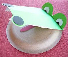 Kids Love English: Paper Plate Animals