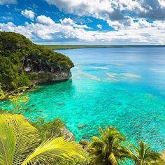 The colours of Lifou island  Beautiful photo by @danielm.photographie  #MyNCLifou #MyNewCaledonia by mynewcaledonia