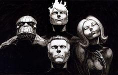 Bohemian Fantastic Four