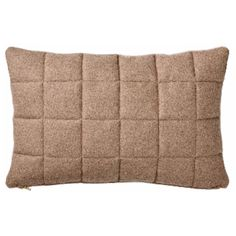 Bloomingville Quilted Contrast Cushion - Oatmeal Pink ($58) ❤ liked on Polyvore featuring home, home decor, throw pillows, pink home decor, pink throw pillows, pink toss pillows, pink accent pillows and bloomingville
