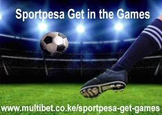 Register in Sportpesa Get in the Game in Kenya and enjoy the fantastic experience of gaming without any disturbance. Get the large cash prize with sportpesa jackpot.