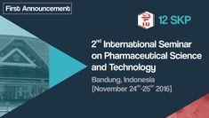 Unpad Adakan Seminar Internasional Teknologi Farmasi, 12 SKP Tempat Terbatas - Lihat selanjutnya http://bidhuan.id/apoteker-edukasi/39030/unpad-adakan-seminar-internasional-teknologi-farmasi-12-skp-tempat-terbatas/