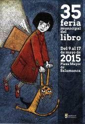 35 Feria MUnicipal del Libro