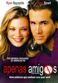 """""""Apenas Amigos"""" (Just Friends - 2006). Esse filme é muito engraçado. Adoro...adoro e adoro."""