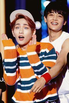 Shinee cuteness <3